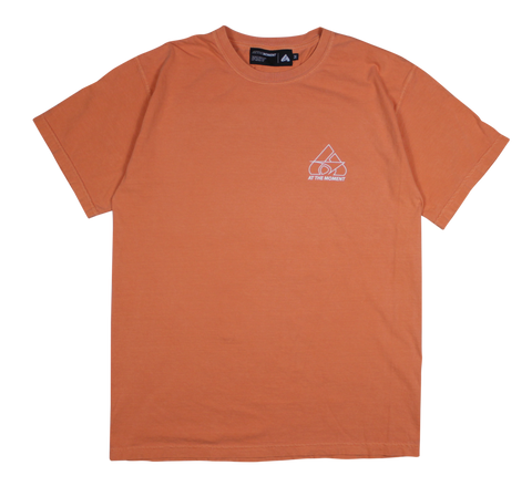 Logo Tee Burnt Orange