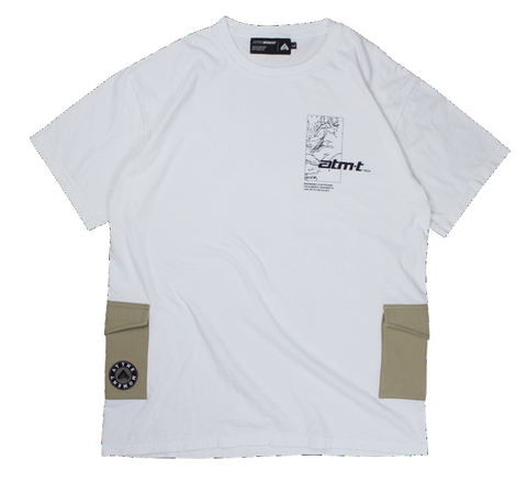 Pocket-T White