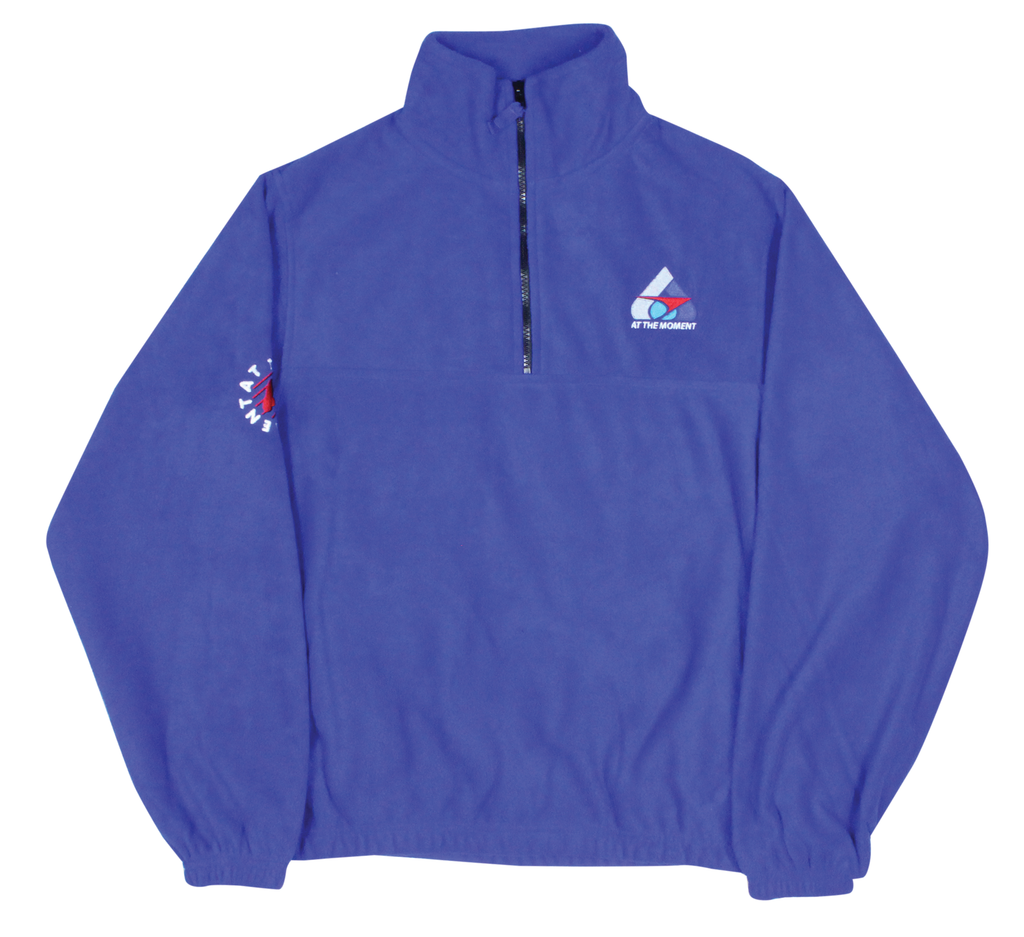 Polar Fleece Half Zip Royal
