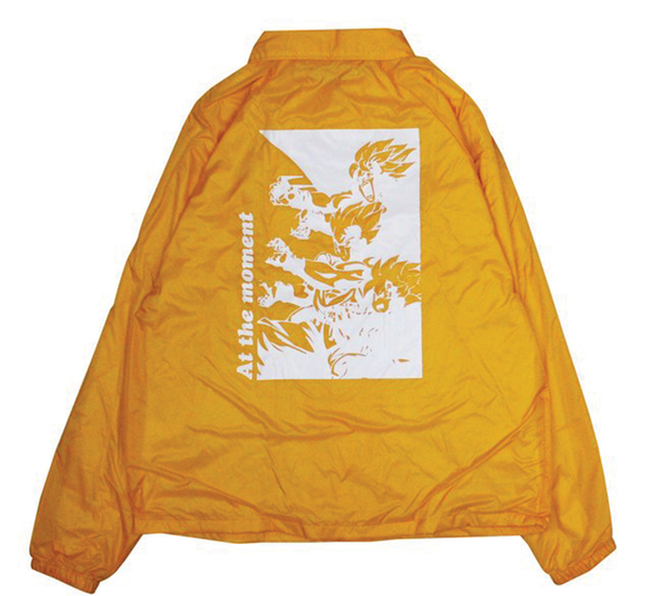 Golden Coach Jacket