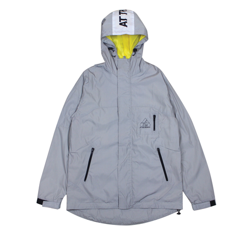 Windbreaker Stealth Jacket V.2 Grey