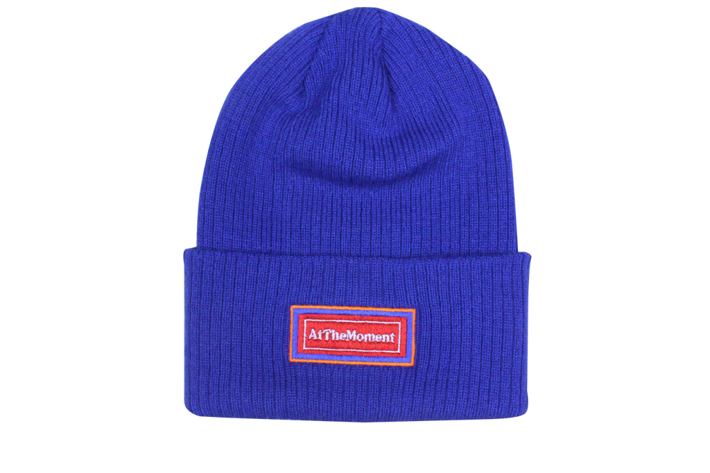 Re-Badge Beanie Royal