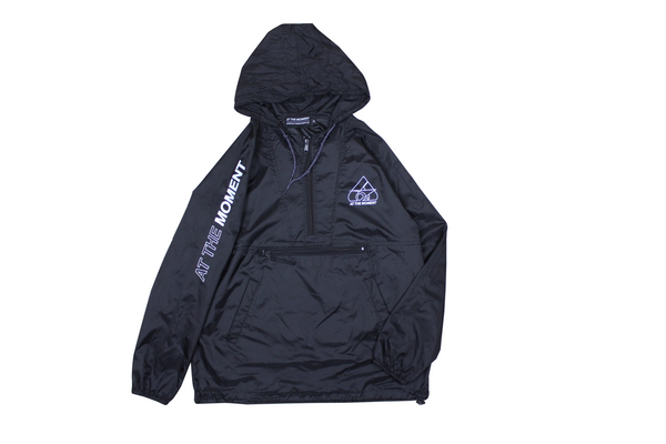 Half Zip Packable Explore Jacket