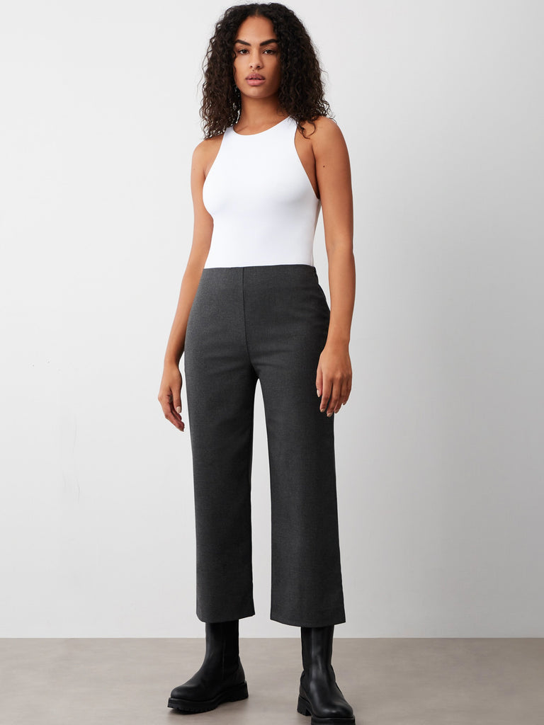 Aisha Straight Trouser