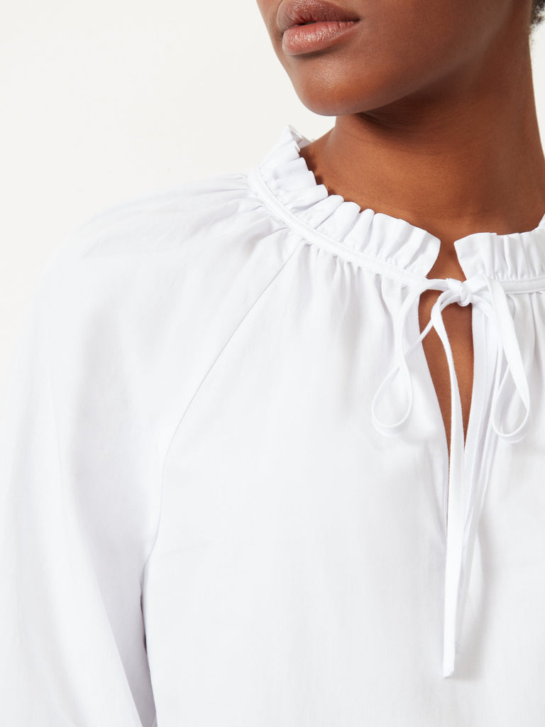 Chandler Blouse White