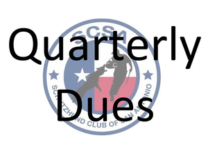 Quarterly Dues