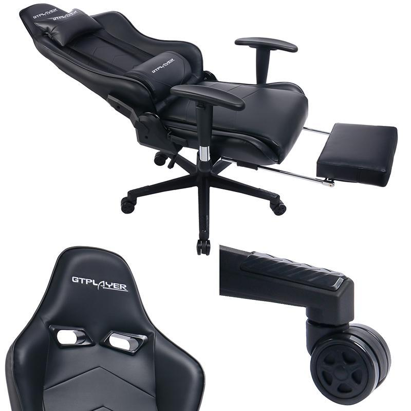 Footrest Series // GT901-BLACK