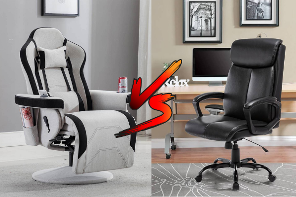 Are Gaming Chairs Better Than Office Chairs?