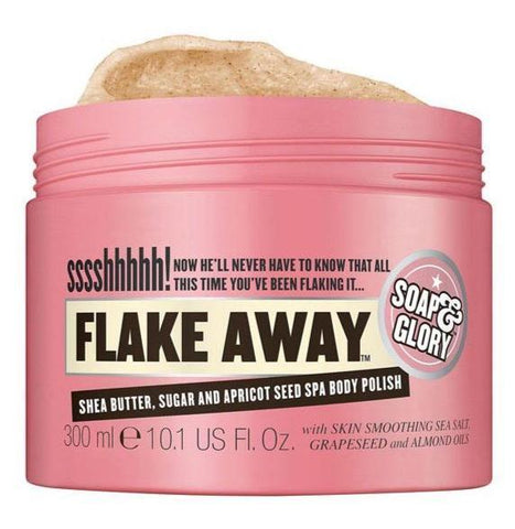 Soap & Glory Flake Away Body Polish 300ml
