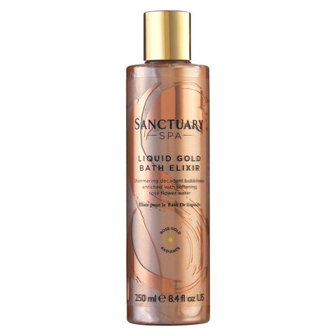 The Sanctuary Spa Spa Rose Gold Radiance Bath Elixir 250ml