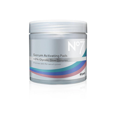 No7 Serum Activating Pads