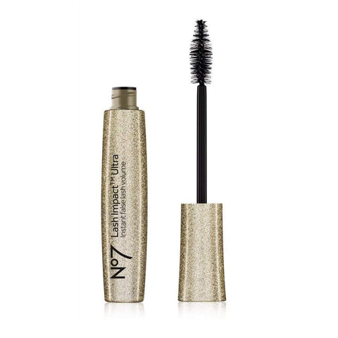 No7 Lash Impact Ultra Mascara Black 7ml