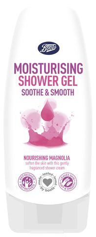 Boots Moisturising Shower Gel 250ml