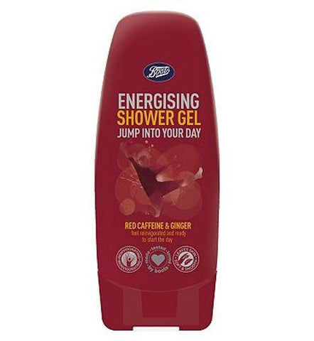 Boots Invigorating Shwr Gel 250ml