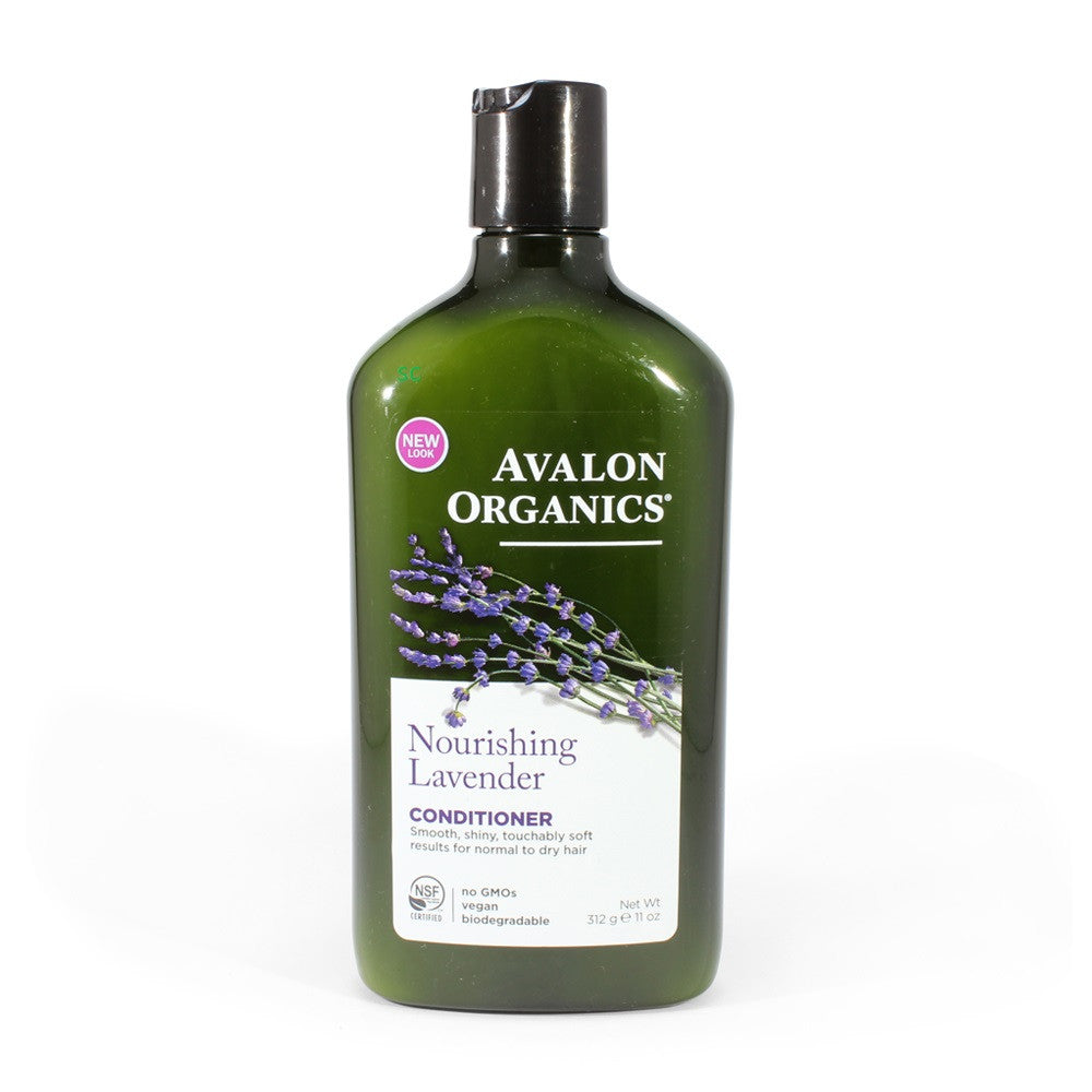 Avalon Organics 325mL Lavender Nourishing Conditioner