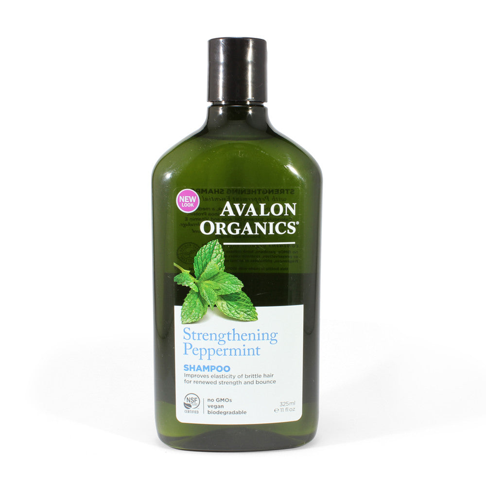 Avalon Organics 325mL Rosemary Volumising Shampoo