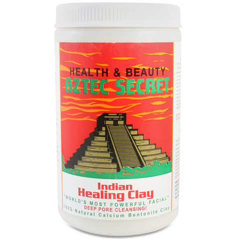 Aztec Secret 908g (2 lbs) Indian Healing Clay Mud Mask