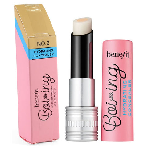 Benefit Cosmetics 3.5g Boi-ing Hydrating Concealer Shade 2 Light-Neutral