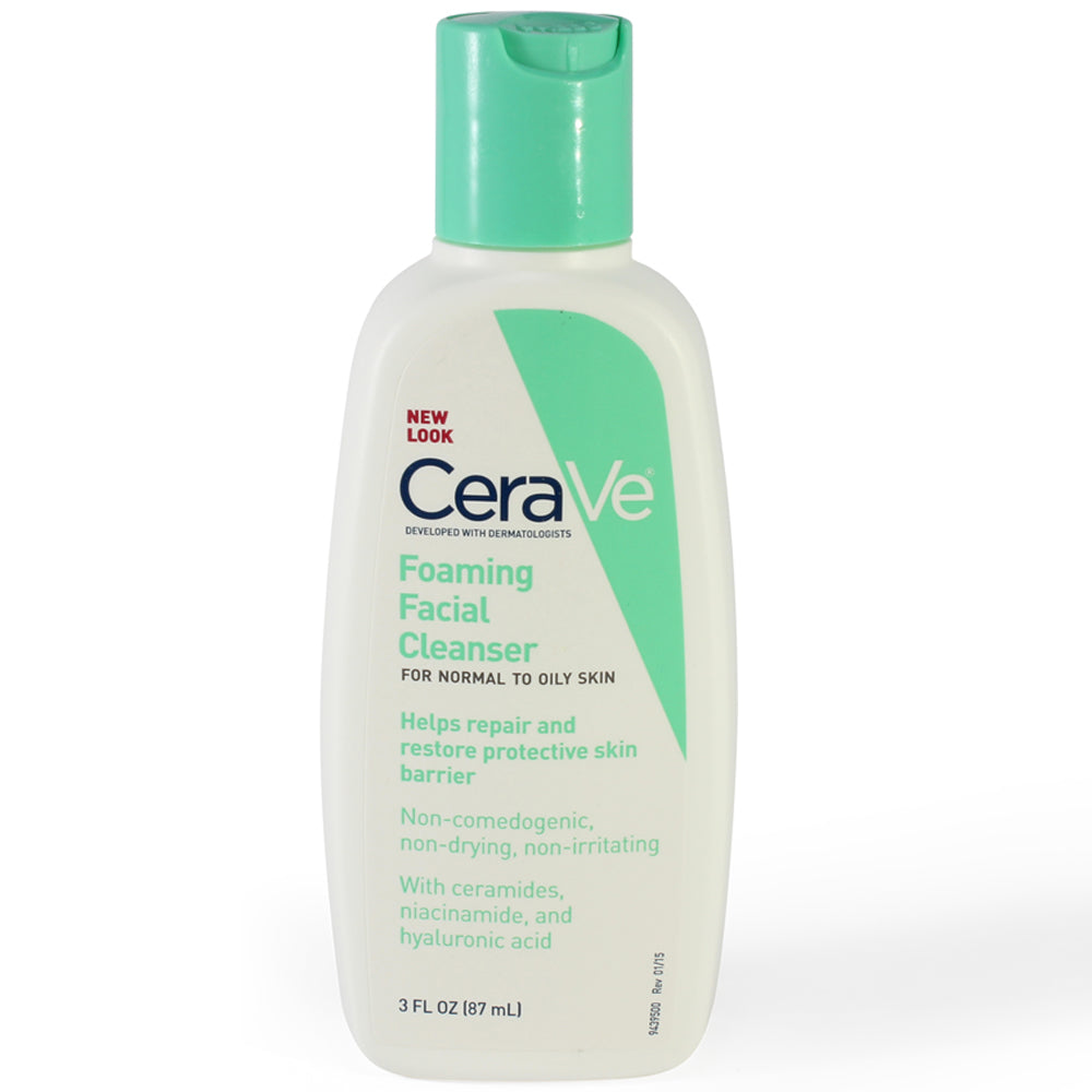 CeraVe 87mL Foaming Facial Cleanser