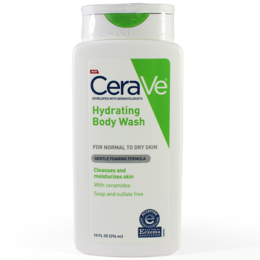 CeraVe 296mL Hydrating Body Wash