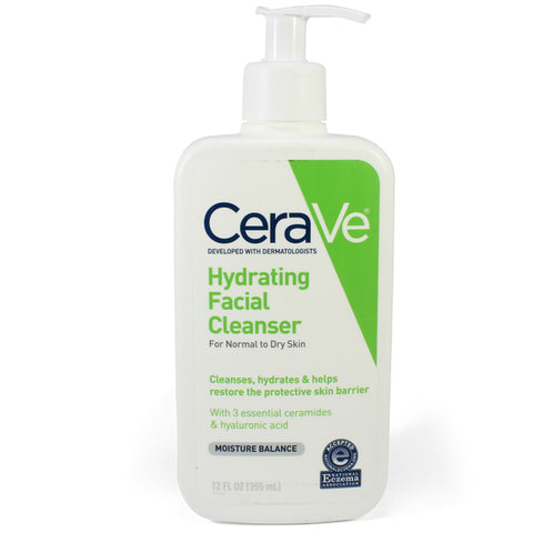 CeraVe 355mL Hydrating Facial Cleanser