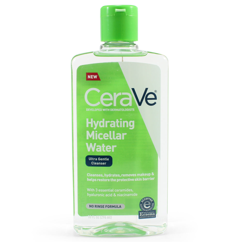 CeraVe 296mL Hydrating Micellar Water