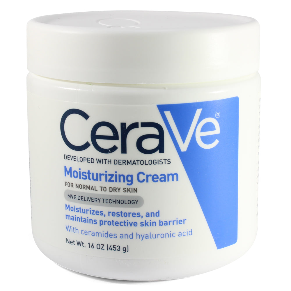 CeraVe 453g Moisturising Cream (Without Pump)