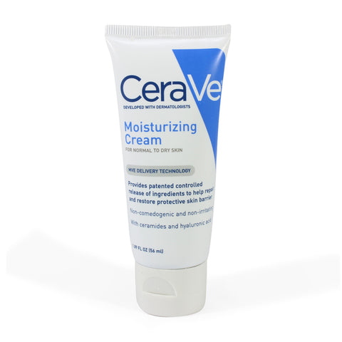 Cerave 56mL Moisturising Cream Normal to Dry Skin