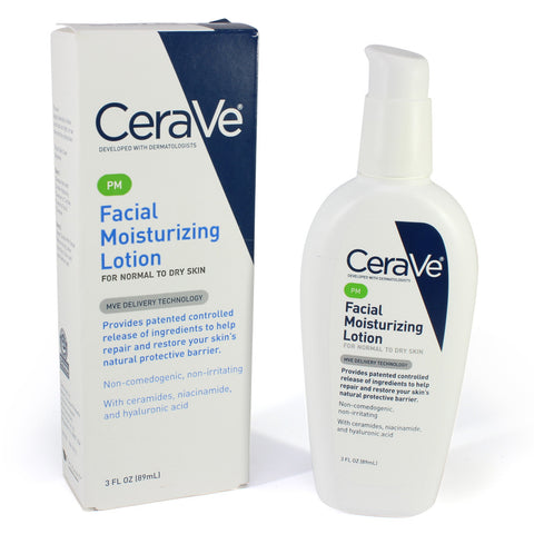CeraVe 89mL PM Facial Moisturising Lotion