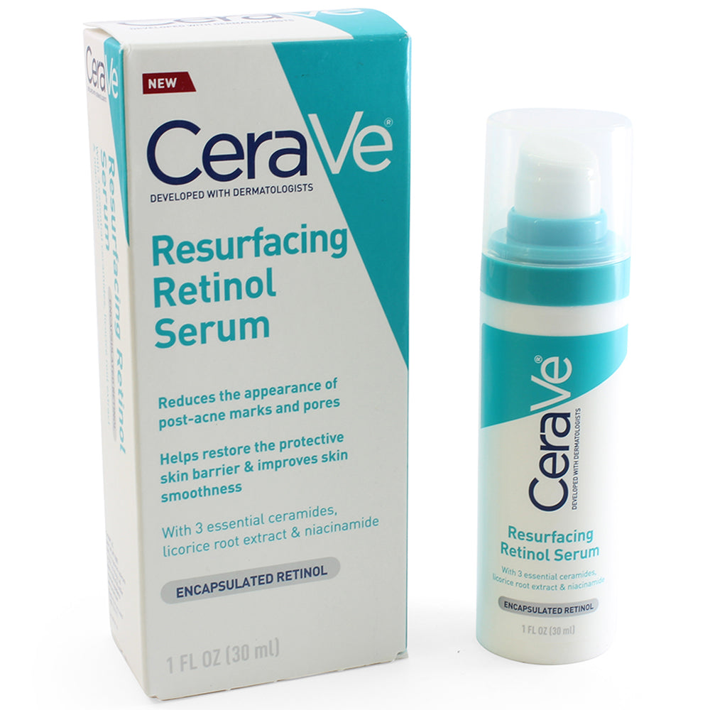 CeraVe 30mL Resurfacing Retinol Serum