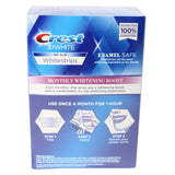 Crest 3D White 12 x Monthly Whitening Boost Teeth Whitening Strips (6 Treatments)