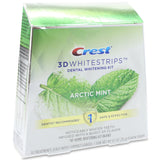 Crest 3D White Strips Arctic Mint Teeth Whitening Treatment (14 Treatments)
