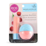 eos Flavor Lab 2-Pack Lychee Martini Lip Balm Sphere and Stick