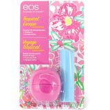 eos Lip Balm 2-Pack Tropical Escape Wildberry and Mango Melon
