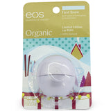 eos First Snow Holiday Collection Organic Lip Balm Smooth Sphere