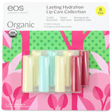 Eos Lip Balm 8-Pack Smooth Stick Vanilla Sweet Mint & Pomegranate Lip Balm
