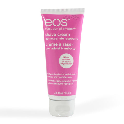 Eos 74ml Pomegranate Raspberry Shave Cream