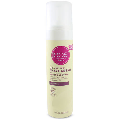Eos 207ml Vanilla Bliss Shave Cream