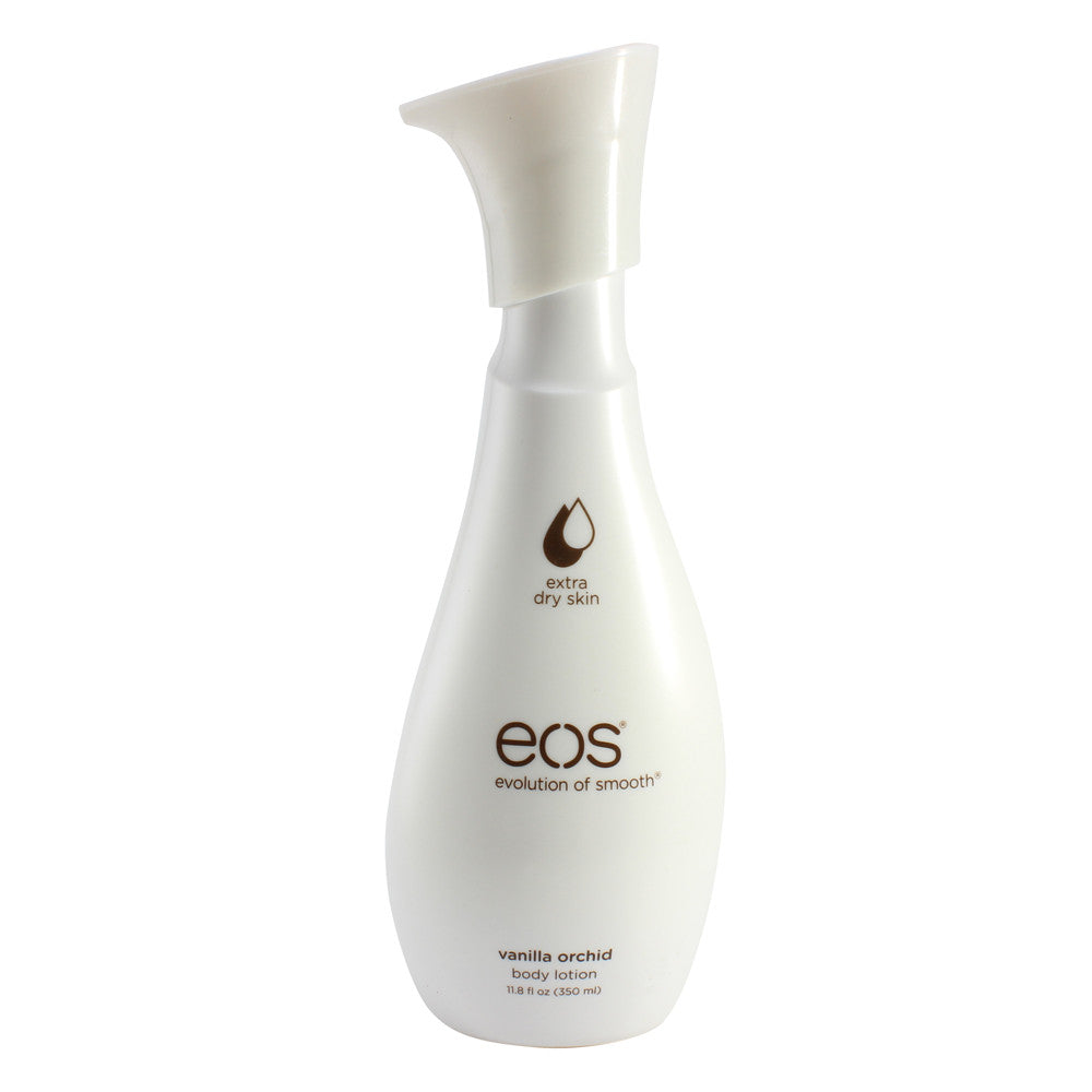 eos 350mL Vanilla Orchid Extra Dry Body Lotion
