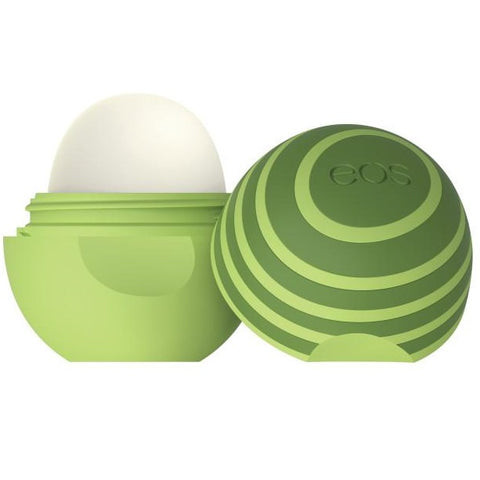 Eos Moisture Happy Herb Hit Lip Balm Sphere with Hemp Seed Oil
