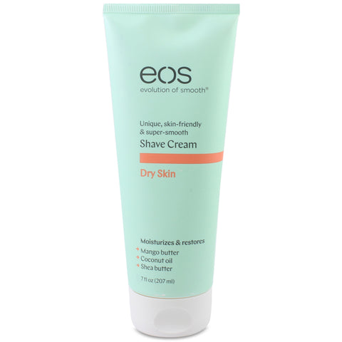 Eos 207ml Super Smooth Shave Cream for Dry Skin
