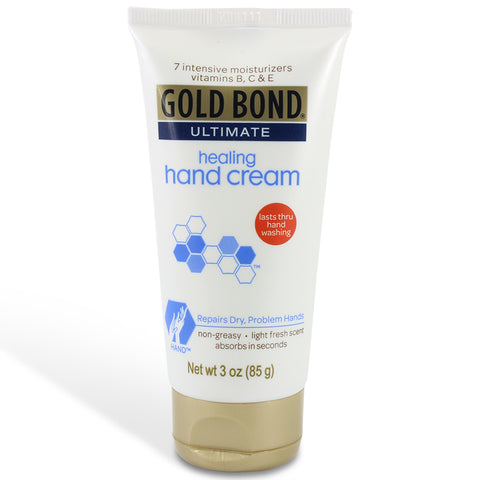 Gold Bond 85g Ultimate Healing Hand Cream