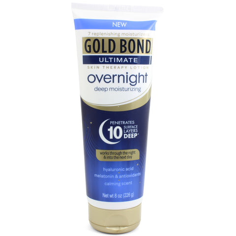 Gold Bond 226g Ultimate Overnight Deep Moisturising Cream