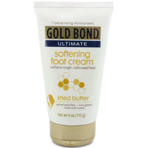 Gold Bond 113g Ultimate Softening Foot Cream