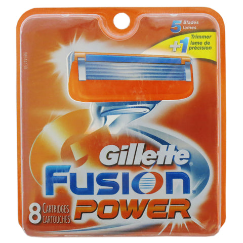 Gillette Fusion Power 8 Cartridge Pack