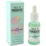 Isle of Paradise 30mL Self Tanning For Drops Face & Body (Medium)
