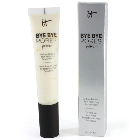 IT Cosmetics 30mL Bye Bye Pores Primer Oil Free Poreless Skin Perfecting Serum