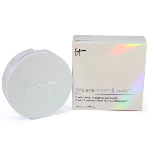 IT Cosmetics Bye Bye Pores 9g Illumination Poreless Airbrush Pressed Powder