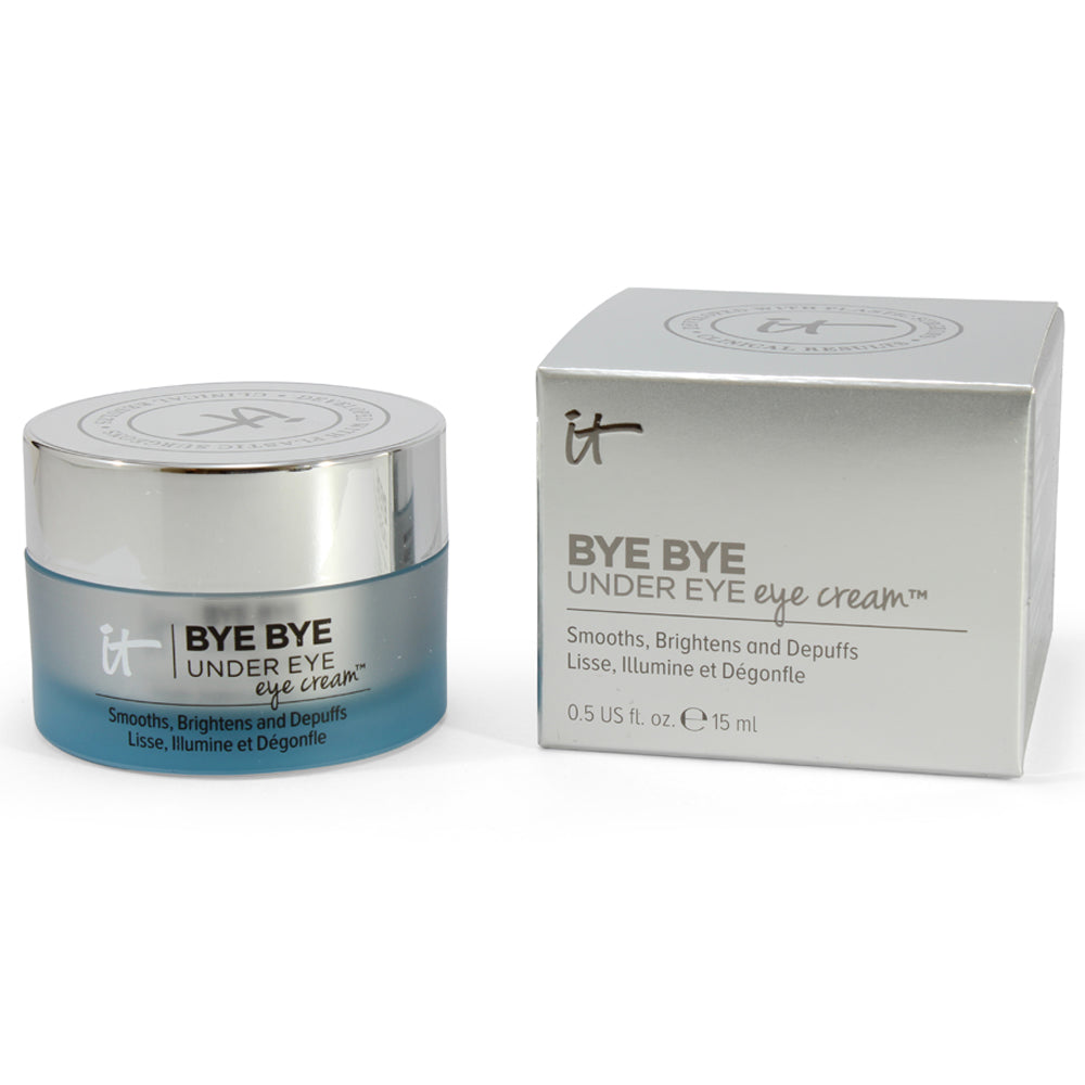 IT Cosmetics 15mL Bye Bye Under Eye Cream for Puffiness and Dark Circles