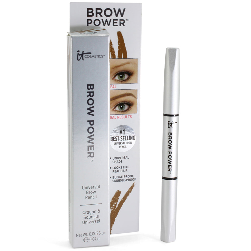IT Cosmetics 0.07g Brow Power Universal Eyebrow Pencil Travel Size
